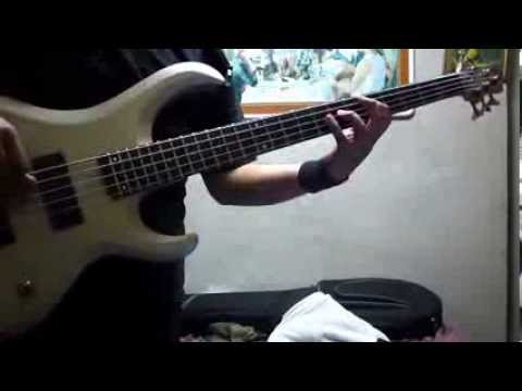 SHOCKING BLUE - Demon Lover  BASS COVER