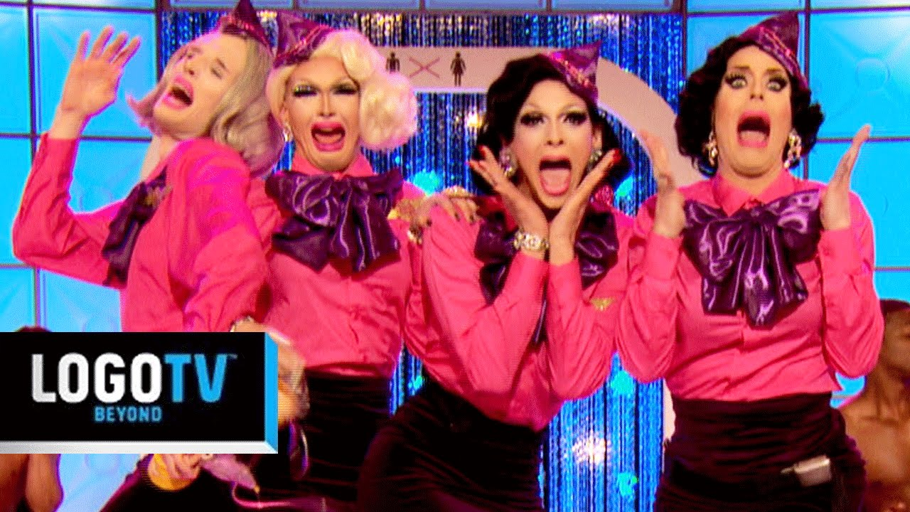 Fashion Photo Ruview Season 7 Episode 1 RuPaul s Drag Race Episode