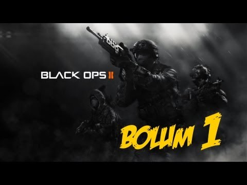Dersimiz Oyun Black Ops 2 Multiplayer B�l�m 1 [Komik]