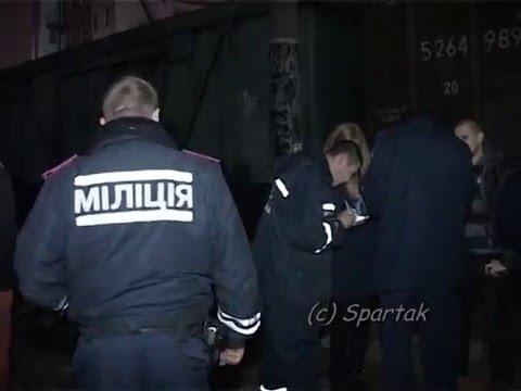 Київ, троє юнаків на станції впали на високовольтні дроти