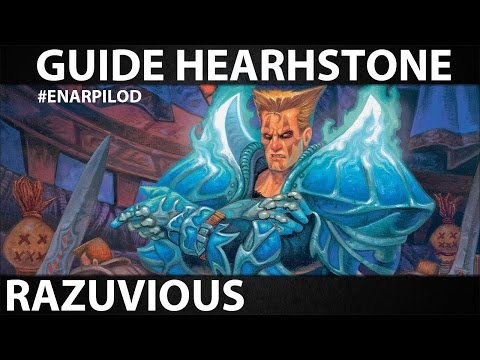 Hearthstone - How to beat Heroic Razuvious [F2P, Easy Win]