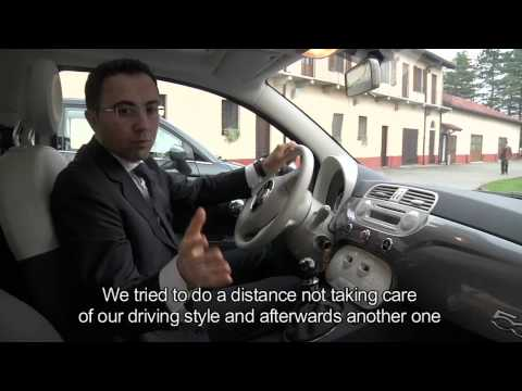 Interview to Giorgio Neri: videotutorial eco:Drive