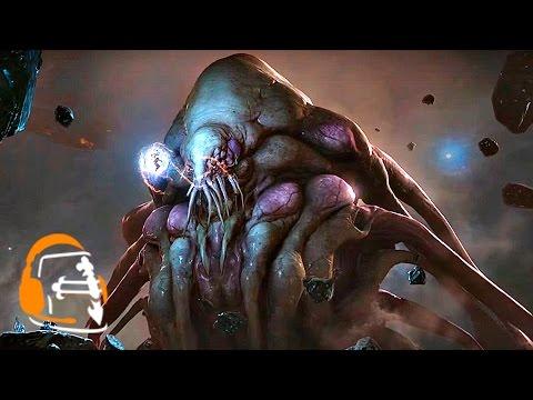 История Starcraft без мишуры, часть 1