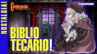 BATE EM BAIXO! - (Parte 02/??) - Castlevania SOTN HD