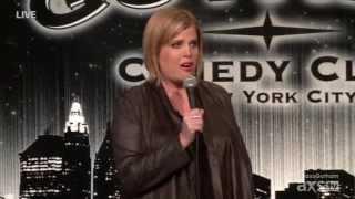 Liz Barrett performs on Gotham Comedy Live - Gotham Comedy Club