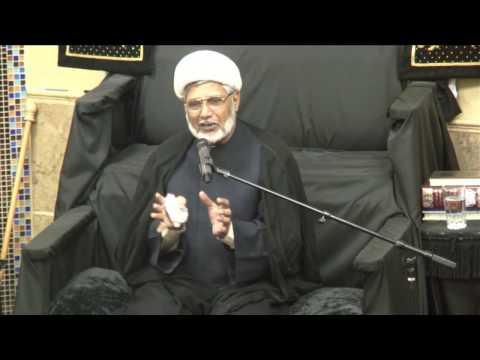 Maulana Mohammad Jaffar 10th Safar 1438 2016