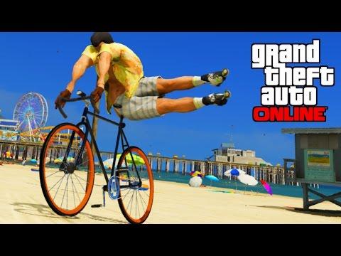 AMAZING GTA 5 STUNTS & FAILS (GTA V Funny Moments)