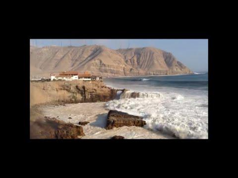 Geología General FIC UNI Salida de Campo N° 1 Ciclo 2015-1 - Morro Solar