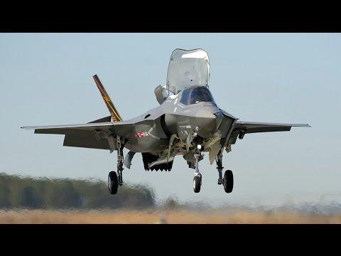 Pentagon's $400b Broken F-35 Fighter Plane Program