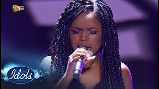 Yanga - 'Scars' – IdolsSA | Mzansi Magic