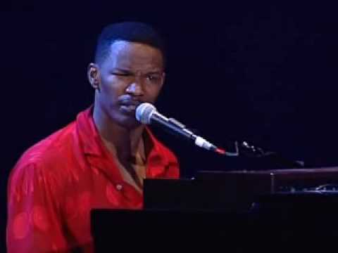 Jamie Foxx Slow Jam & If Only For One Night Music Videos