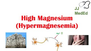 High Magnesium (Hypermagnesemia): Dietary Sources, Causes, Symptoms, Treatment