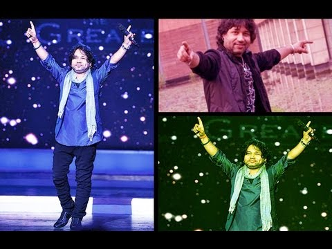 Kailash Khers Toota Toota  ek parinda  live performed at History...