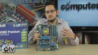 Asus P6X58D Premium Motherboard.mp4