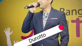 Durotto ft Tahsan and mithila romantic song....