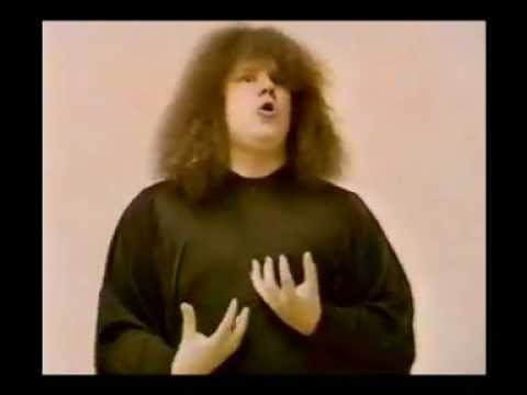 Candlemass - Mirror Mirror Official Video (1988)