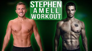 I Trained Like Stephen Amell For One Week