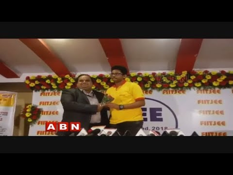 FIITJEE Students Bags Top Ranks In JEE Advanced 2018 | Hyderabad | ABN Telugu