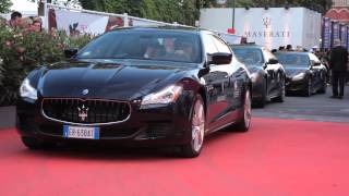 "Maserati at the 70th Venice Film Festival – ""Gravity"" premiere"