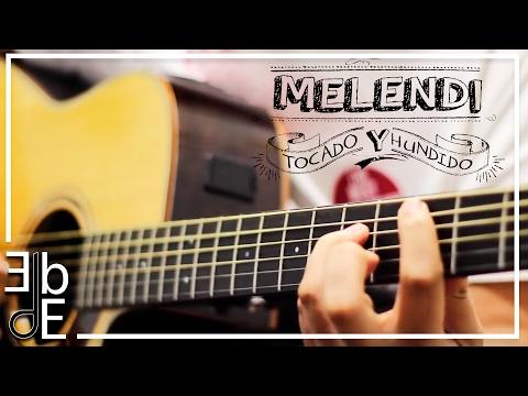 Melendi - Tocado y Hundido (Instrumental de El Beso del Escorpión)