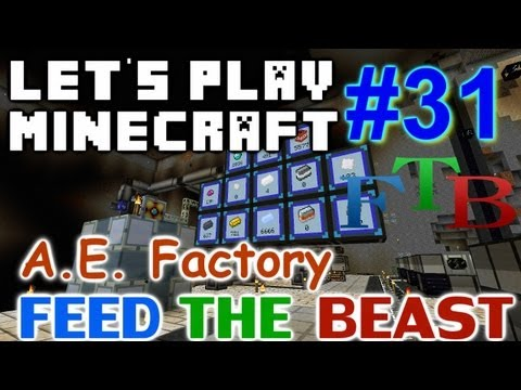 Let's Play Minecraft Hermitcraft FTB Ep. 31 - A.E. Automation