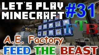 Let's Play Minecraft Hermitcraft FTB Ep. 31 - A.E. Automation