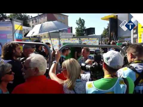 Achter de schermen bij NOS Radio Tour de France | NPO Radio 1