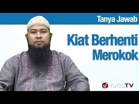 Konsultasi Syariah: Kiat Berhenti Merokok - Ustadz Arif Hidayatullah