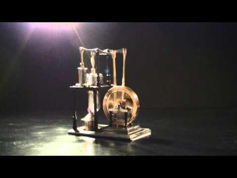 Fly RC Magazine reviews the Robart Stirling Engine