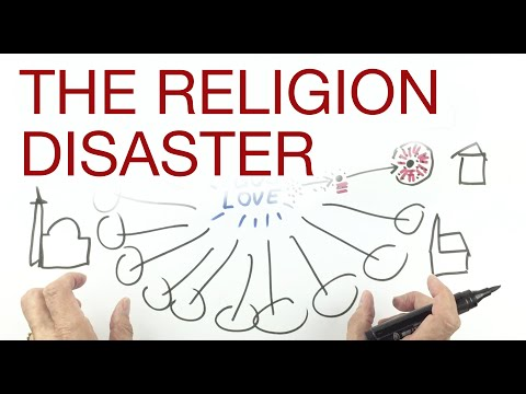 THE RELIGION DISASTER explained by Hans Wilhelm