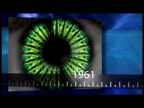 The History Of Laser Light video