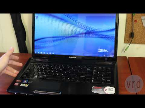 Toshiba Satellite L775D-S7206 Full Review