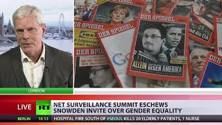 No credibility for #SIF14 w/out Snowden. More whistleblowers coming   (Wikileaks)  5/28/14