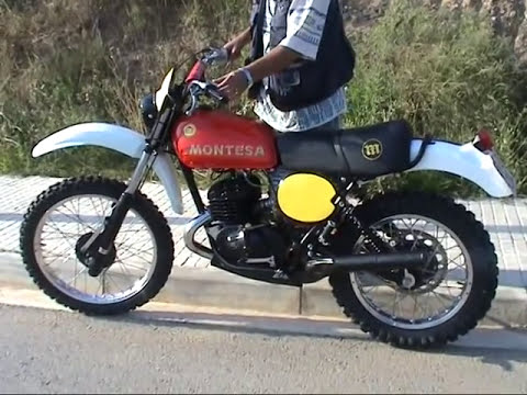 Montesa Enduro 250
