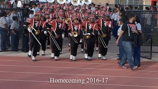 Tri Cities VS Douglas County Homecoming 2016-17/Stands/Alumni