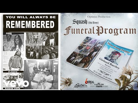 Squash - Funeral Program (Official Audio)