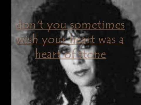 Cher - Cher Heart of stone lyrics