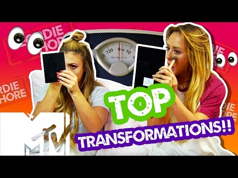 From SHORE to PHWOAR!! MTV are tracking the lads and lasses transformation from dodgy hair extensions, leather mini-skirts and XS tees to tanned/toned bodies and fitspo goals!! �HEAR THE...