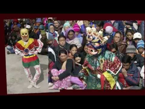 Ladakh - In Winter - Travel Snapshots - Festival HD