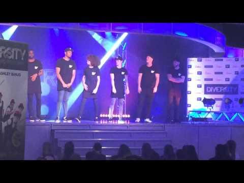 Diversity Dance Academy Butlins Skegness Feb 2015 video