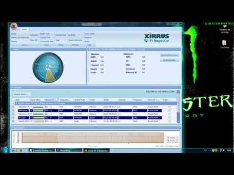Videotutorial de Hack Wifi con encriptacion WEP