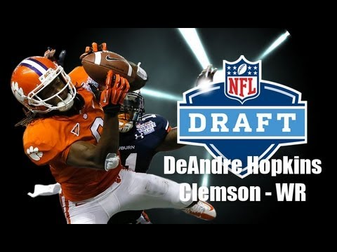 DeAndre Hopkins - 2013 NFL Draft profile