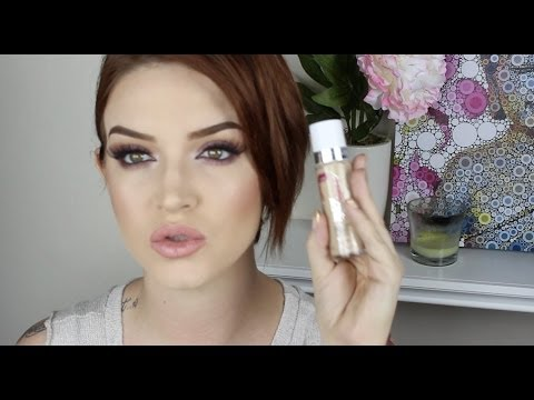 BEST FOUNDATIONS FOR OILY SKIN ♡ Drugstore & Department