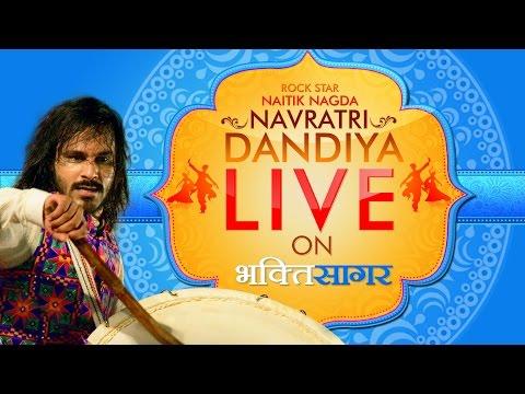 Navratri Utsav - Ghatkopar Gujrati Samaj with Naitik Nagda &...