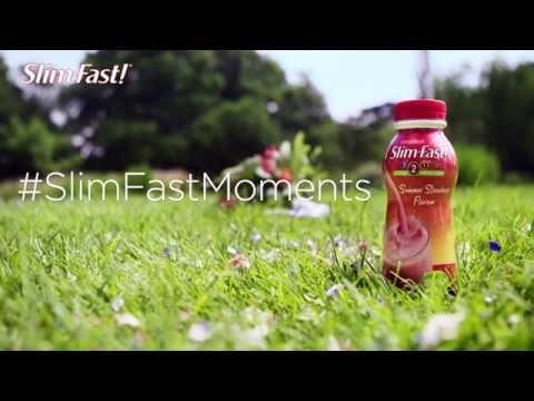 Those Slim•Fast Moments   Slim·Fast®