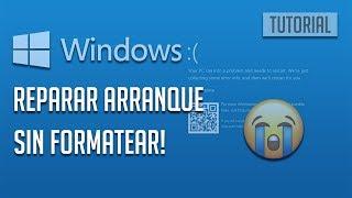 como reparar windows 10 desde cmd