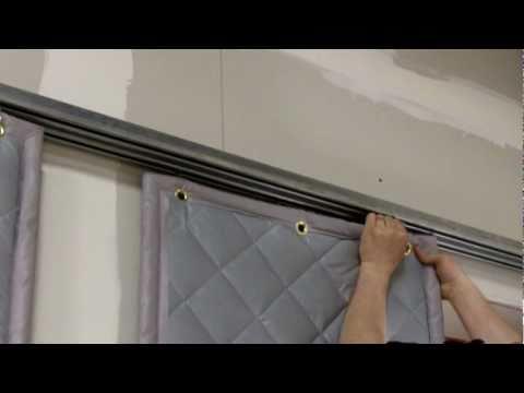 acoustical curtains