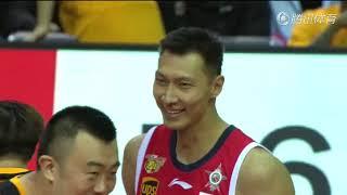 [中国篮球]CBA全明星赛-阿联28+11荣膺MVP 南方明星击败北方明星 全场集锦 18.1.14