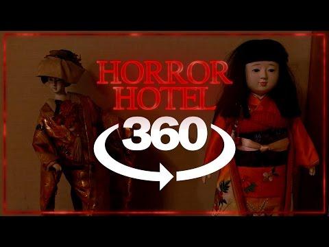 ホラーホテル:360度脱出動画【2】