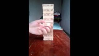 Trò chơi rút gỗ Jenga